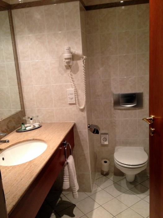 A Peek Inside The Prague Marriott Hotel