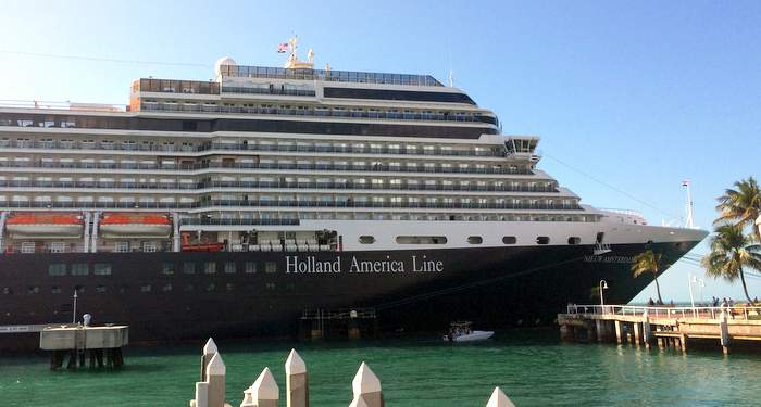 Daily Programs From A Caribbean Cruise On Holland America S Nieuw Amsterdam