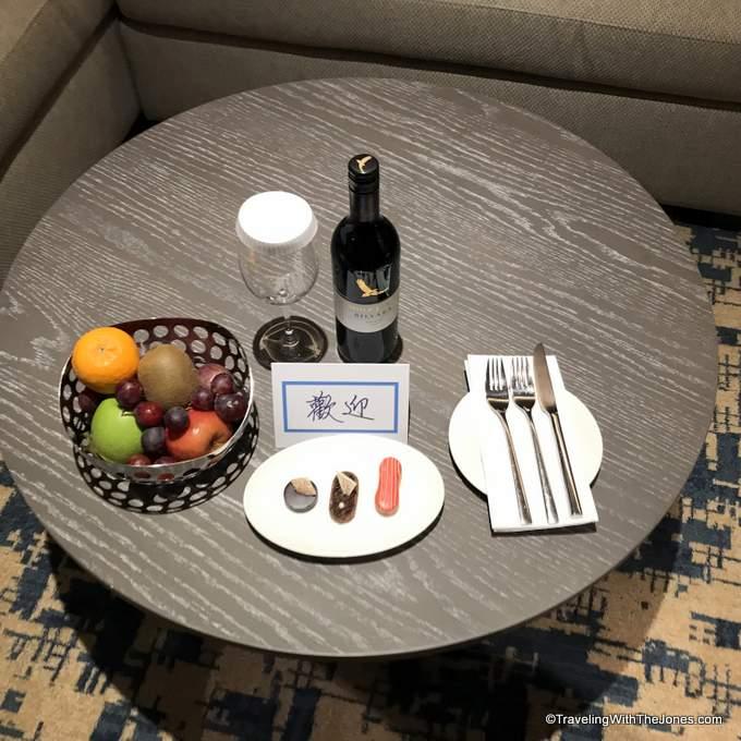 Hotel Review: Hilton Taipei Sinban